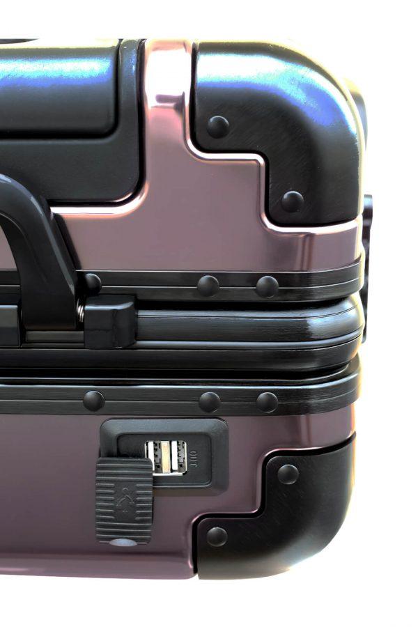 Aluminium Valise Online Cabine Trolley TOKYOTO LUGGAGE Modelle 6