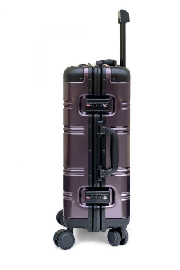 Aluminium Valise Online Cabine Trolley TOKYOTO LUGGAGE Modelle 8