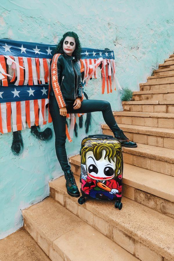 Valise Online Cabine Trolley Enfant TOKYOTO LUGGAGE Modelle Joker Boy 12