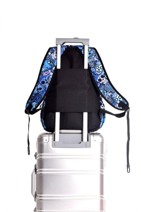 sacs à dos avec lumière led pour la sécurité et la mobilité en vélo de scooter électrique 11