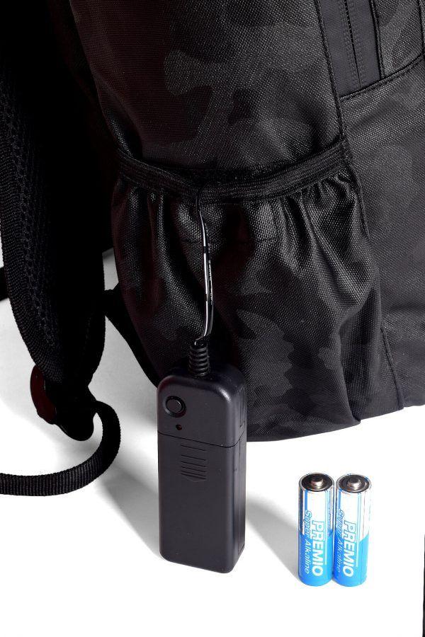 sacs à dos avec lumière led pour la sécurité et la mobilité en vélo de scooter électrique 22