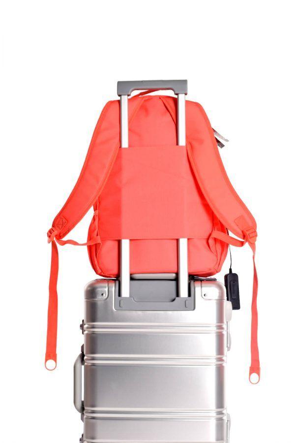 sacs à dos avec lumière led pour la sécurité et la mobilité en vélo de scooter électrique 4