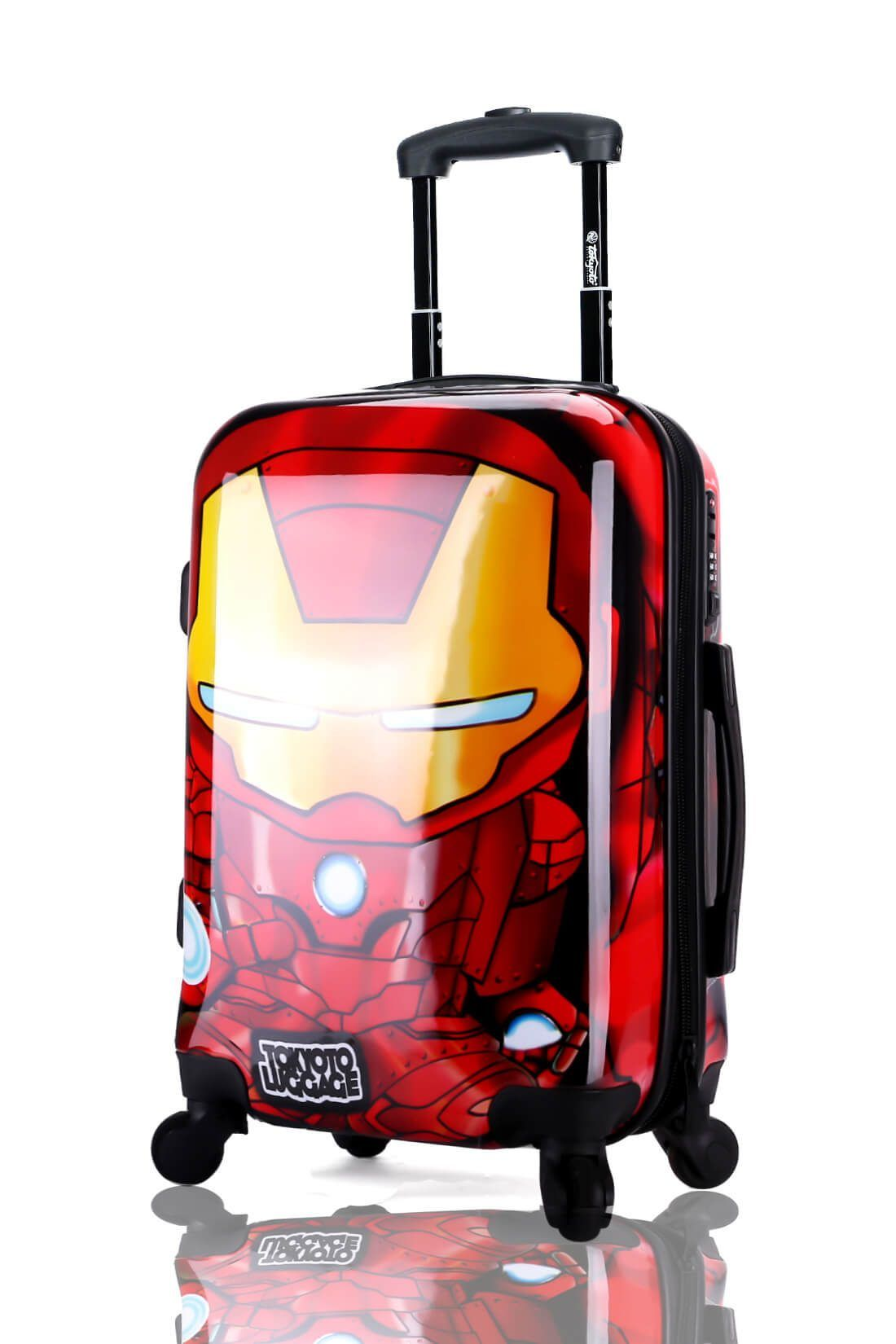 Valise Online Cabine Trolley Enfant TOKYOTO LUGGAGE Modelle IRON BOY 1