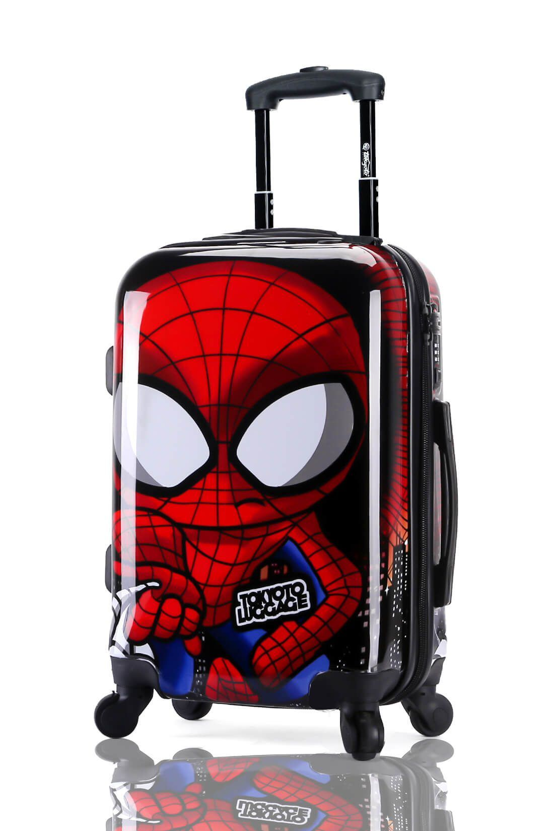 Valise Online Cabine Trolley Enfant TOKYOTO LUGGAGE Modelle SPIDER BOY 5