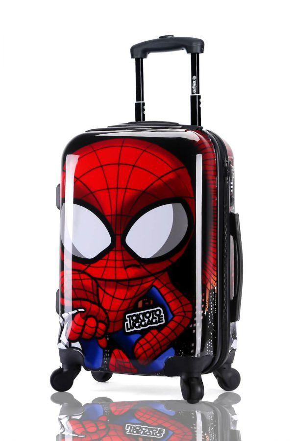 Valise Online Cabine Trolley Enfant TOKYOTO LUGGAGE Modelle SPIDER BOY 5
