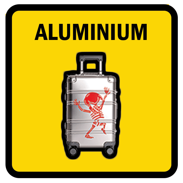 Aluminium Valises Tokyoto Luggage