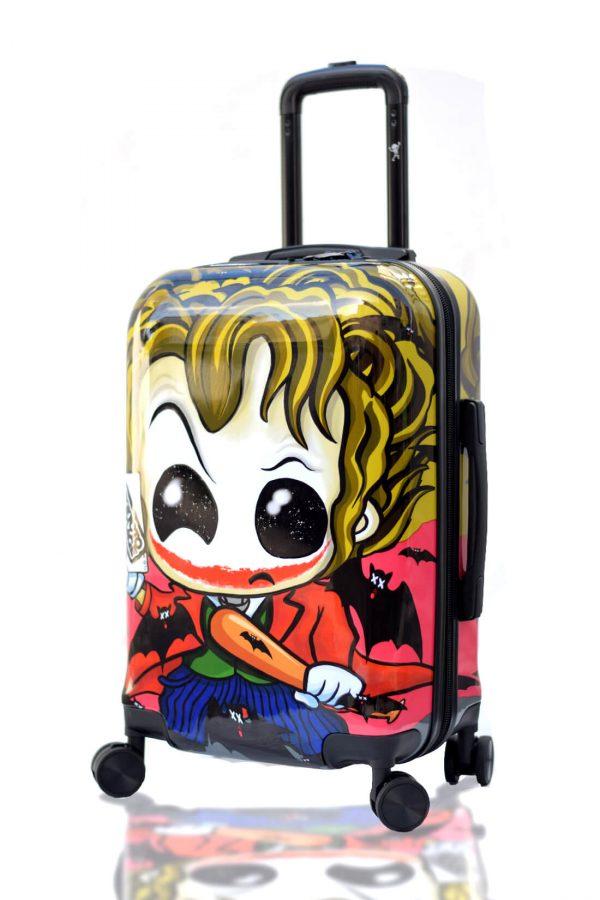 JOKER Valise Enfant de cabine Trolley Online Rigide TOKYOTO LUGGAGE 3