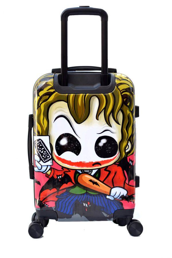 JOKER Valise Enfant de cabine Trolley Online Rigide TOKYOTO LUGGAGE 5