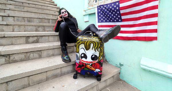 Valise Online Cabine Trolley Enfant TOKYOTO LUGGAGE Modelle Joker Boy